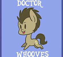 My Little Pony: Chibi Doctor Whooves by pinipy