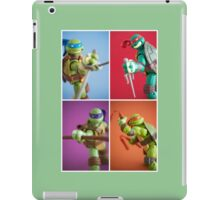 Heroes In A Half Shell  iPad Case/Skin