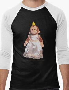 Anyone Can Be A Princess! - Black Text T-Shirt