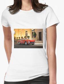 Ferrari 250 GT Lusso  Womens Fitted T-Shirt