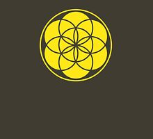 Seed of Life - Yellow Unisex T-Shirt