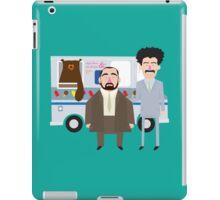 'Borat' tribute iPad Case/Skin