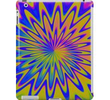 Good vibrations, cool abstract iPad case iPad Case/Skin
