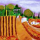 Automne en Provence by Rusty  Gladdish