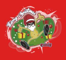 MERRY CHRISTMAS - CHIFLIS DESIGN  Kids Clothes
