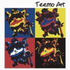 Teemo Art by showman122
