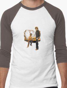 Arnold & Michael Men's Baseball ¾ T-Shirt