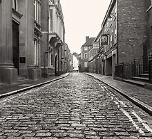 High Street Old Town - Hull by Martin Fuge