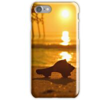 Shell Sunrise iPhone Case/Skin
