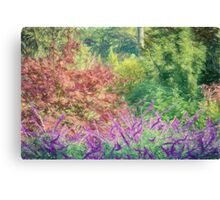 Glorious Garden   (PS) Canvas Print