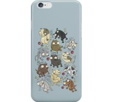 Dog Beans iPhone Case/Skin