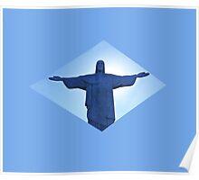 Cristo  - Brasil  Poster
