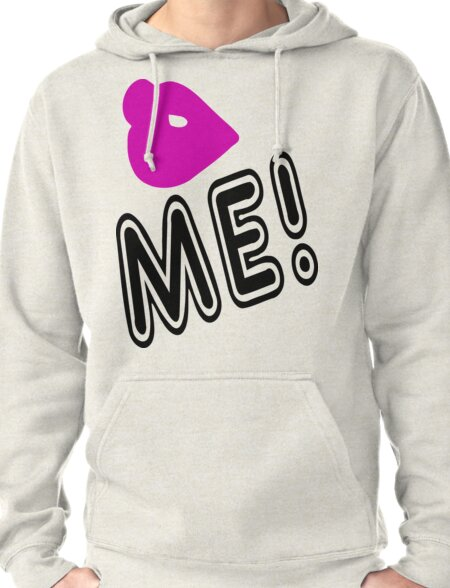 ۞»♥Kiss Me Fun & Romantic Clothing & Stickers♥«۞ Pullover Hoodie