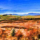 AUTUMN LANDSCAPE - FINE ART by fedda95