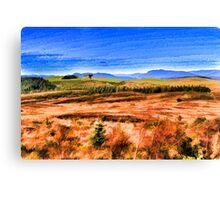 AUTUMN LANDSCAPE - FINE ART Canvas Print