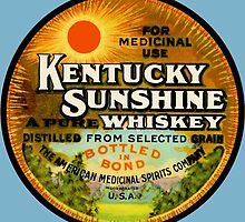 Kentucky Sunshine Whiskey by TexasBarFight