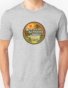 Kentucky Sunshine Whiskey T-Shirt