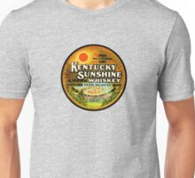Kentucky Sunshine Whiskey Unisex T-Shirt