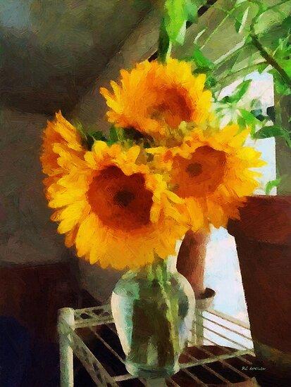 September Sunglow by RC deWinter
