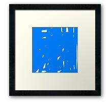 Aquatic 1 Framed Print