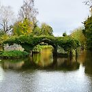 Medieval bridge river Avon by flashcompact
