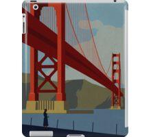 Vertigo-Golden Gate iPad Case/Skin
