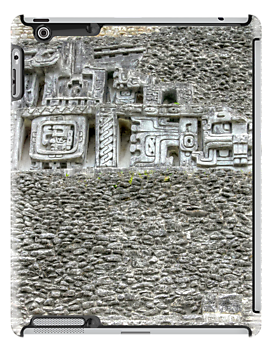 Mayan World | iPad Case by 242Digital