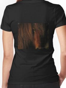 Precious Pagan Women's Fitted V-Neck T-Shirt