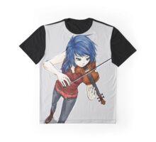 Raindrops Graphic T-Shirt
