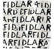 FIDLAR Cover Poster