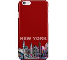 New York Graffiti iPhone Case/Skin