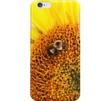 Golden Nature iPhone Case/Skin