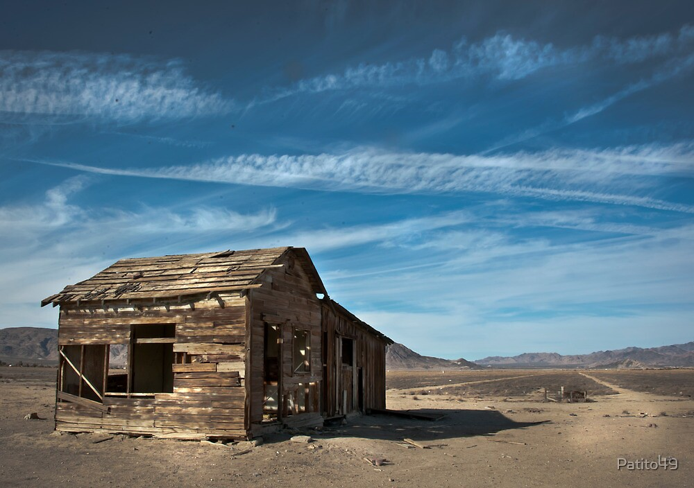 The Shack by Patito49