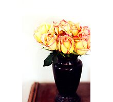 Rose Bouquet Photographic Print