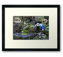 Jimmy the photographer! Framed Print