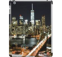 Freedom Tower at Night iPad Case/Skin
