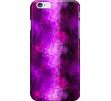 Purple Tissue Paper iPhone Case/Skin
