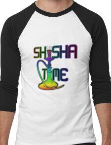 Shisha Time Men's Baseball ¾ T-Shirt