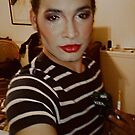 Drag make-up by Kaila Quint