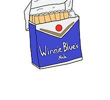 Winnie Blues Mate by Ajayyyy