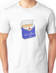 Winnie Blues Mate Unisex T-Shirt