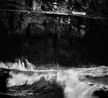 Day Five - Brave the Crashing Waves by Diogo Pereira