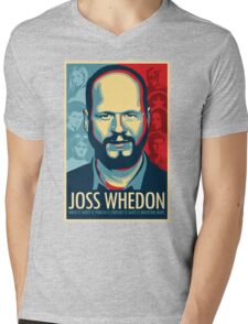 Joss Whedon Is My Master Now Mens V-Neck T-Shirt
