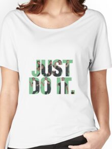Just Do It - Shia LaBeouf Women's Relaxed Fit T-Shirt