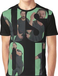 Just Do It - Shia LaBeouf Graphic T-Shirt