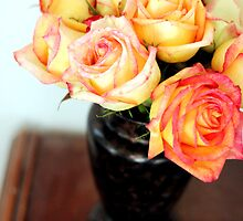 Bouquet of Roses by AbigailJoy