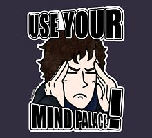 """USE YOUR MIND PALACE!"" T-Shirt"