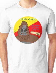 Big Lez Show - Sassy Foods Unisex T-Shirt