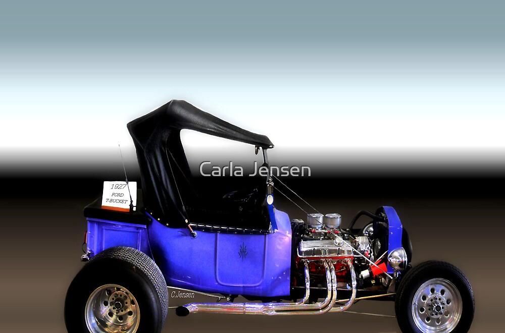 1927 Ford T-Bucket by Carla Jensen