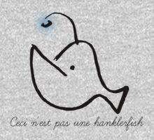 Ceci n'est pas une hanklerfish One Piece - Long Sleeve